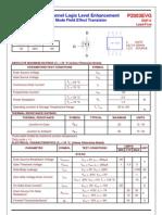 Data Sheet P2003EVG