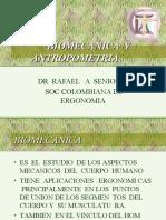 BIOMECANICA Y ANTROPOMETRIA    III-94