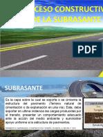 TRABAJO DE SUB-RASANTE