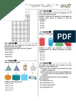 1ª P.D - 2019 (1ª ADA) - Mat. 7º ano - BPW