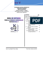 Guia de estudio 3 (Tema 3 Ajuste de curvas)