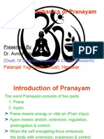 Clinical Mechanics of Pranayam