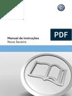 Manual Nova Saveiro 2017