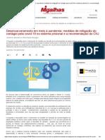 Desencarceramento em meio à pandemia_ medidas de mitigação do contágio pela covid-19 no sistema prisional e a recomendação do CNJ - Migalhas de Peso.pdf