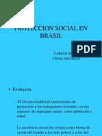 PROTECCION SOCIAL EN BRASIL
