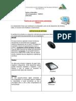 CLASE N° 04 - PARTES DE UN COMPUTADOR II DISCOS DUROS Y OTROS