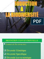 la biodivérsitè