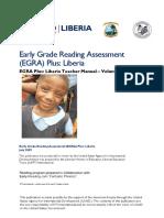 Liberia Teacher Manual Vol 1 ER