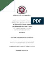 T4-01 Reporte de Investigación