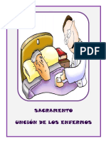 TEMA UNCIÓN DE LOS ENFERMOS