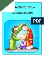 TEMA SACRAMENTO DE LA RECONCILIACION O CONFESION
