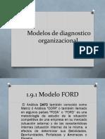 Clase 5. Modelos de diagnóstico organizacional
