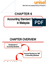 Chapter 6 Accounting Standard