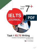 IELTS JOURNAL Target Band 7 Plus - Writing Task 1 Academic Module - Adam Smith.pdf