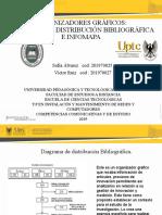Diagrama de distribucción - Infomapa