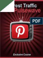 Pinterest Traffic Pulse