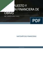 Matemáticas financieras 23-05-2020