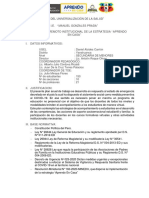 PLAN DE TRABAJO REMOTO INSTITUCIONAL MGP