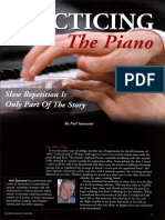 15_Practicing the piano_Slow Repetition is Only Part of the Story