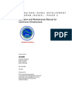 2115-O&M Manual for Commune Infrastructure-Eng