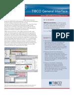 TIBCO General Interface