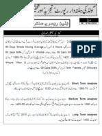 Bullion Research Center Gold Analysis in Urdu