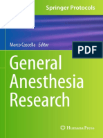 (Neuromethods 150) Marco Cascella - General Anesthesia Research-Springer US_Humana (2020).pdf