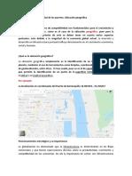Ubicacion geografica puertos TRABAJO BASE