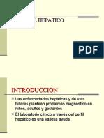 TAREA DE PERFIL HEPATICO