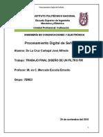 Diseño de filtros digitales.docx