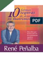 10_FORMAS_SEGURAS_DE_DESTRUIR_SU_MARIMONIO_RENE_PEÑALBA_1