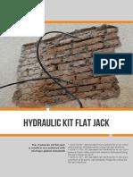 Flat Jack DRC