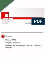 1 - 2 Owas + Diagrama Bimanual