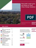 Urban Design Guidance-Supplementary Planning Document
