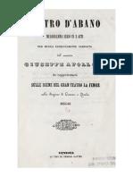 libretto pietro d'abano