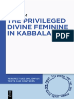 Idel_The Privileged Divine Feminine in Kabbalah