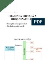 a 1. Imaginea Sociala. Sistemul Indicatorilor de Imagine