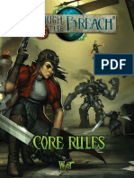 Through the Breach - Core - Second Edition Core.pdf