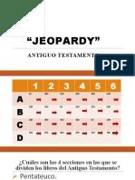 JEOPARDI ANTIGUO TESTAMENTO
