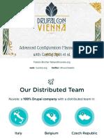 Advanced Drupal Configuration Management Config Split