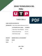 GESTION DE PROYECTOS 8vaTAREA