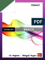 Vocabulary Book Basics Arasaac