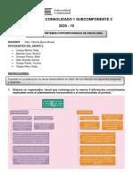 Evaluación Consolidado 1 Subcomponente 2 - GRUPO 2 historia