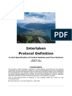 Inter La Ken Protocol Definition v1.2