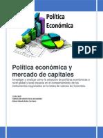 ACTIVIDAD EVALUATIVA - EJE 2 mercado capitales
