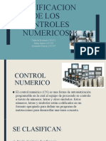 CLASIFICACION DE LOS CONTROLES NUMERICOS