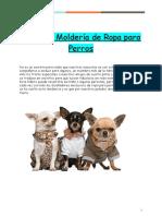 Curso de Molderia de Ropa para Perros 1