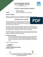 CAPACITACION MANEJO DE GRAMAJES MANIPULADORAS