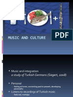 Turkey' s Music and Culture