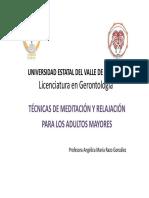 Angélica María Razo González - Tecnicas de Meditacion y Relajacion.pdf